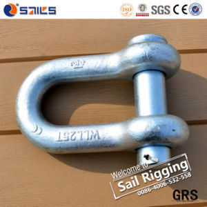 Carbon Steel Drop Forged G215 Chain Shackle pictures & photos