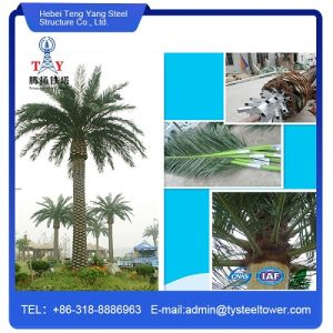 Ornamental Durable Coconut Tree Tower for Telecommunication pictures & photos