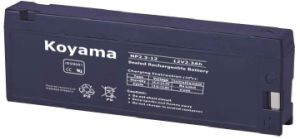 Sealed Lead Acid Battery 12V2ah with RoHS Approved for Standby pictures & photos