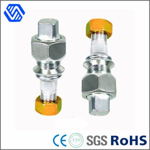 High Strength Truck Wheel Hub Bolt and Nut 10.9 Hub Bolt Carbon Steel Wheel Hub Bolt pictures & photos