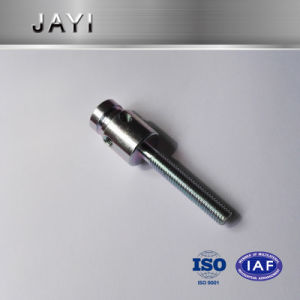 Non-Standard Screw Machined by CNC with Drilling and Grooving pictures & photos