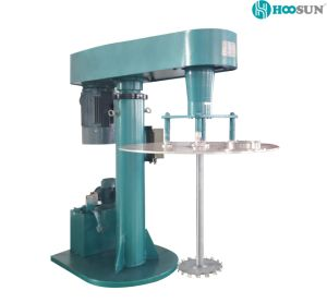 Paint Dispersion Mixer/Lab Dissolver