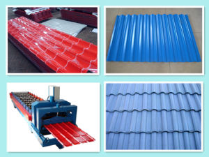 (0.16mm-1.2mm) All Ral Corrugated Galvanized Steel Sheets pictures & photos