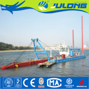 100 ~1600 M3/Hr Hydraulic Cutter Suction Dredger for Sale pictures & photos