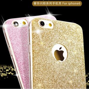 Stylish Luxury TPU/Silicone Cell Phone Cases for iPhone Se/6s/6plus pictures & photos