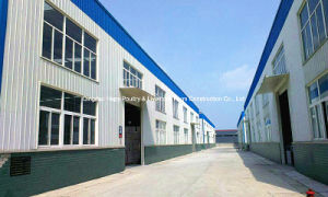 Steel Structure Workshop Whit High Quality pictures & photos