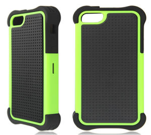 Football Hybrid Tough Armor Combo Case for iPhone&Samsung pictures & photos