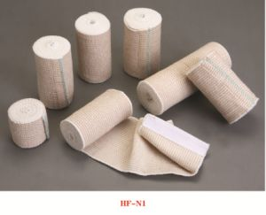High Quality Purfled High Elastic Bandage with CE &ISO pictures & photos