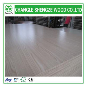 1220*2440*18mm Furniture Grade PU/UV Plywood pictures & photos