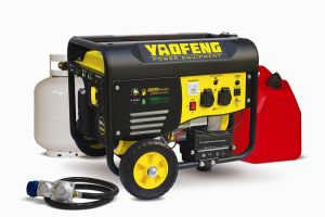 2500 Watts Electric Power Gasoline and LPG Generator with EPA, Carb, CE, Soncap Certificate (YFGP3500DE2) pictures & photos
