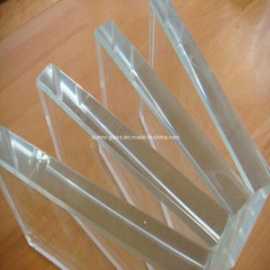 Ultra Clear Glass Low-Iron Glass / Building Glass pictures & photos