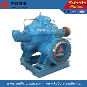 HS Type Horizontal Double Suction Centrifugal Split Casing Pump (HS200-125-250B)