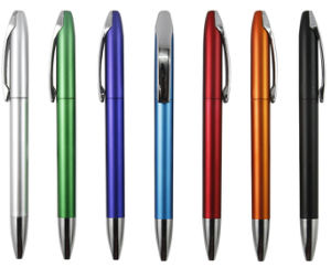 Promotion Plastic Ballpoint Pen with Logo (LT-C570) pictures & photos