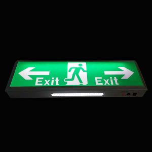 Wall Mounted Exit Lights : China LED Wall Surface Mounted Industrial Exit Sign Light (SL010AM) - China Emergency Light, LED