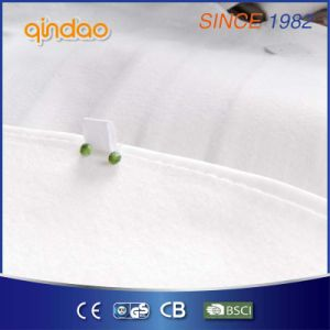 Qindao Polar Fleece Electric Blanket with Over Heat Protection pictures & photos