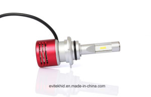 2017 New Technology Fanless LED Headlight V5 30W, 4200lm From Evitek pictures & photos