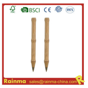 Wooden Bamboo Ball Pen for Eco Stationery637 pictures & photos