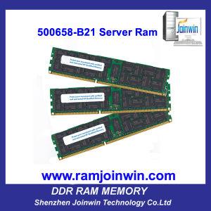 500658-B21 4GB 1X4GB PC3-10600 Registered CAS 9 Server Ram pictures & photos