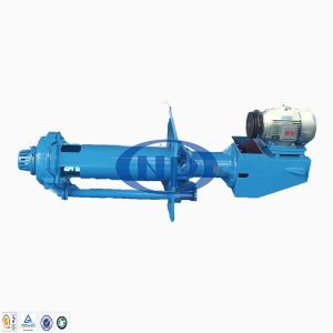Rubber Lined Centrifugal Sump Slurry Pump
