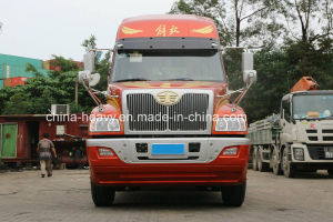 Long Cab / Long Nose/Long Head FAW /Jiefang 420HP 6X4 Tractor Truck Head Tractor Truck pictures & photos