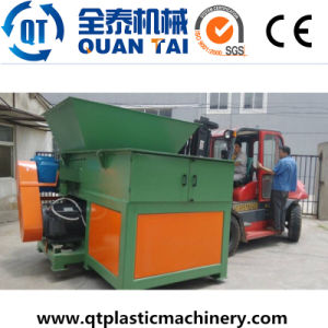 Waste Plastic Pipes Recycling Granulator Shredder pictures & photos