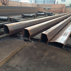 Irregular Shape Alloy Steel Hollow Section pictures & photos