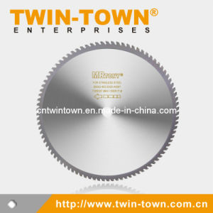 Dry-Cut Tct Saw Blades for Stainless Steel / Steel