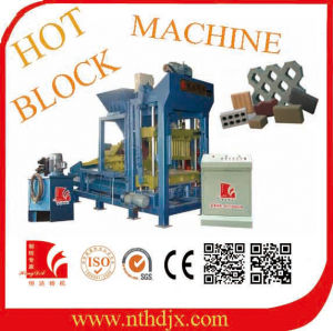 Semi-Automatic Hydraulic Concrete Block Forming Machine (QT3-15) pictures & photos