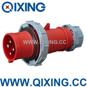 IP67 Industrial Reefer Plug for Refrigerator with ISO Standard (QX2177) pictures & photos