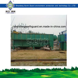 The Horizontal Dissolved-Air Flotation Sedimentation Equipment (machine)