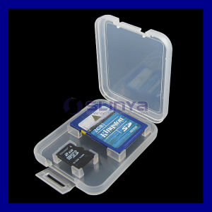 High Speed Micro SD / TF Card SD Card Memory Card Storage Case pictures & photos