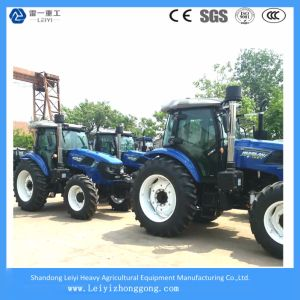4WD Multi-Function Agricultural Wheeled Farming Tractor 70HP pictures & photos