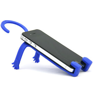 Cell Phone Unique Flexible Silicone Holde