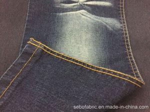 Plain Denim Fabric with Spandex