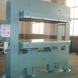 Frame Flat Vulcanizer / Rubber Vulcanizing Machinery pictures & photos