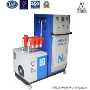 Food Package Machine Filled with Nitrogen pictures & photos