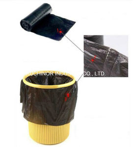 New Products 100% Biodegradable Compostable Plastic Garbage Bags pictures & photos