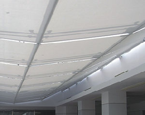 Electric Canopy Shade System pictures & photos