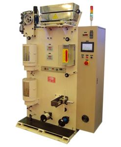 F Type Double Head Taping Machine pictures & photos