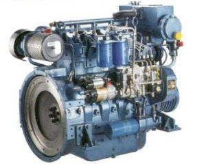 Weichai Deutz Wp4 Marine Diesel Engine with CCS for Sale pictures & photos