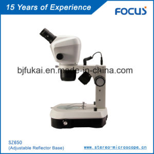 0.68X-4.6X Dark Field Illumination Microscope Factory pictures & photos