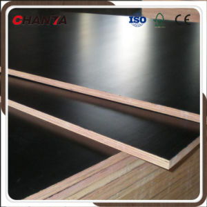 Black and Brown Film Faced Plywood with Good Quality pictures & photos