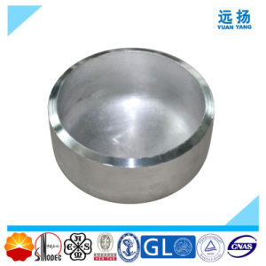 Butt Welding Seamless Stainless Steel Pipe End Cap