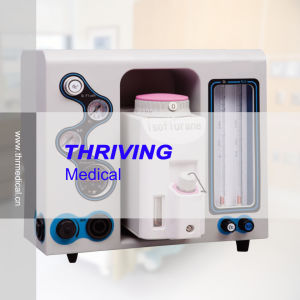Medical Portable Anesthesia Machine (THR-MJ-P902) pictures & photos