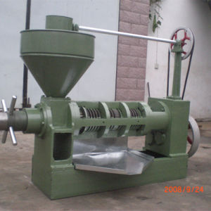 Zimbabwe Peanuts Oil Presser Machine pictures & photos