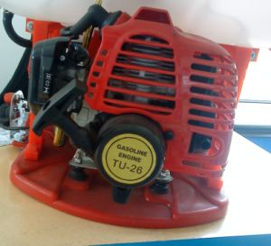 Agricultural Knapsack Power Sprayer 708 with 2 Stroke Gasoline Engine pictures & photos
