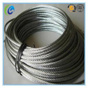 7*7 Ungalvanized Steel Wire Rope pictures & photos