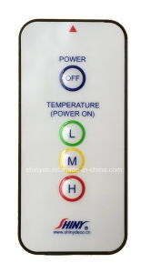 Electric Translucent LED Light Candle Warmer with Remote Controller pictures & photos