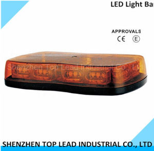 High Quality DC12-48V Amber Yellow LED Magnetic Min Light Bar