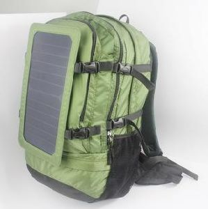 5W 6W Solar Mobile Phone iPad Electric Book Foldable Charger Bag Pack with TUV Certification pictures & photos